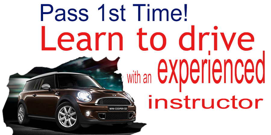 Driving lessons with Danny&s Driving School